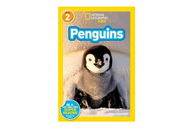 National Geographic Kids Readers - Penguins