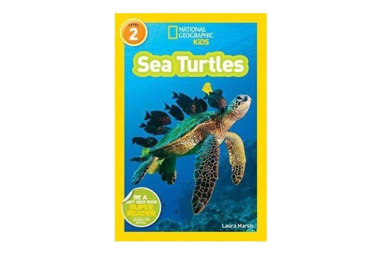 National Geographic Kids Readers - Sea Turtles