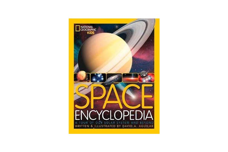 Space Encyclopedia - A Tour of Our Solar System and Beyond