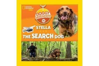 Stella the Rescue Dog