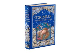 Grimm's Complete Fairy Tales (Barnes & Noble Collectible Classics - Omnibus Edition)