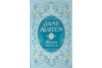 Jane Austen (Barnes & Noble Collectible Classics: Omnibus Edition) - Seven Novels