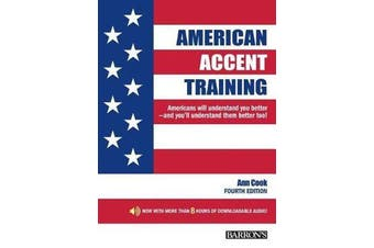 American Accent Training - With Downloadable Audio