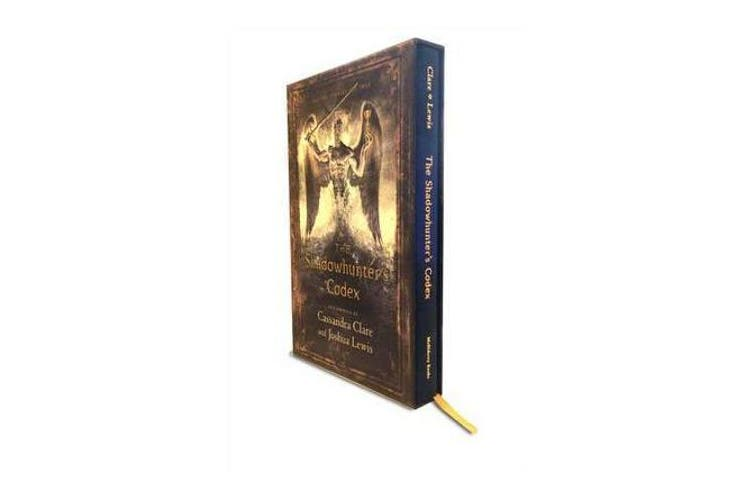 The Shadowhunter's Codex - Being a Record of the Ways and Laws of the Nephilim, the Chosen of the Angel Raziel