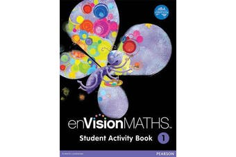enVisionMATHS 1 Student Activity Book
