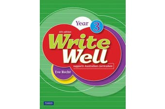 Write Well Year 3