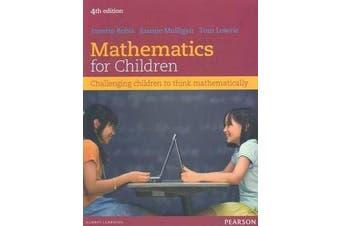 Mathematics For Children - Challenging children to think mathematically