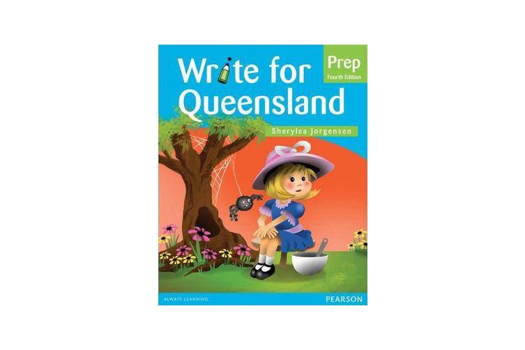 Write for Queensland Prep