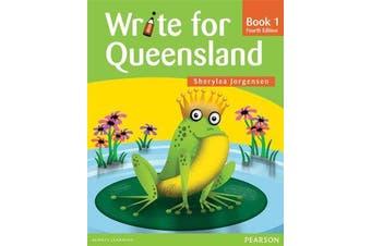 Write for Queensland Book 1