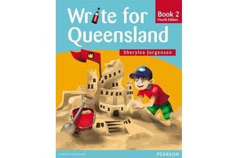 Write for Queensland Book 2