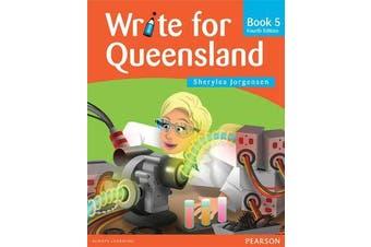 Write for Queensland Book 5