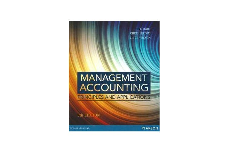 Management Accounting - Principles and Applications