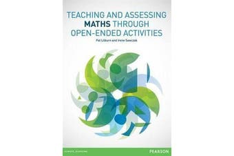 Teaching and Assessing Maths Through Open-ended Activities