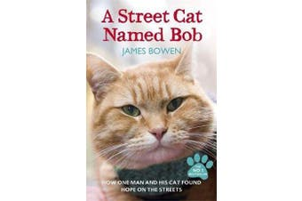 A Street Cat Named Bob - How one man and his cat found hope on the streets