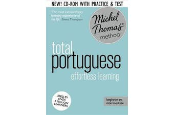 Total Portuguese Course: Learn Portuguese with the Michel Thomas Method - Beginner Portuguese Audio Course
