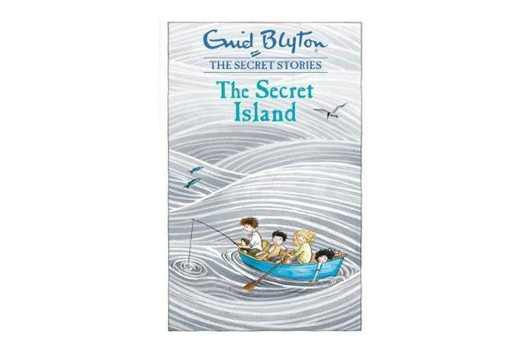 Secret Stories: The Secret Island - Book 1
