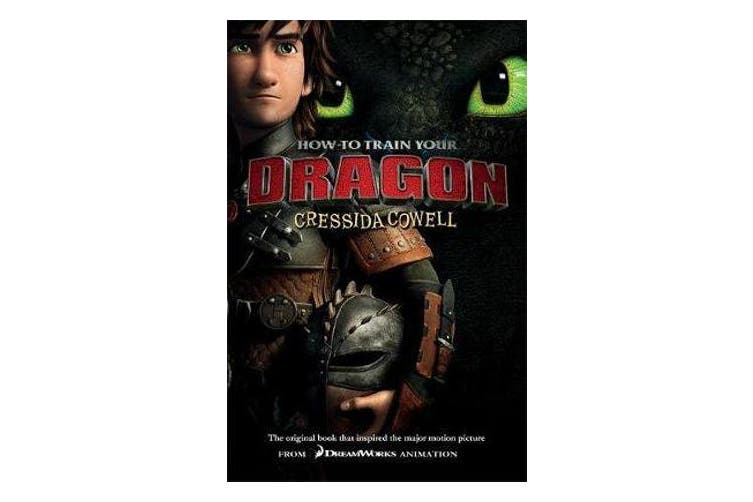 How to Train Your Dragon: How To Train Your Dragon - Book 1