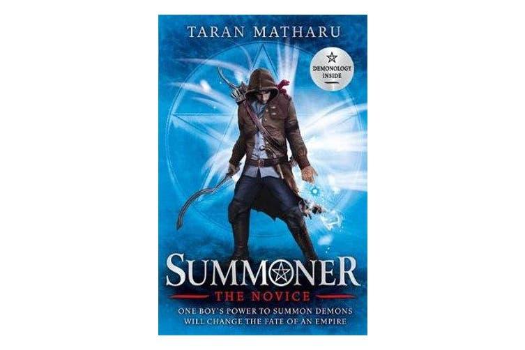 Summoner: The Novice - Book 1