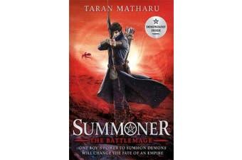 Summoner: The Battlemage - Book 3