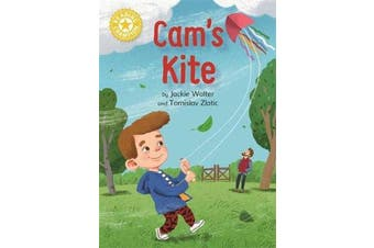 Reading Champion: Cam's Kite - Independent Reading Yellow
