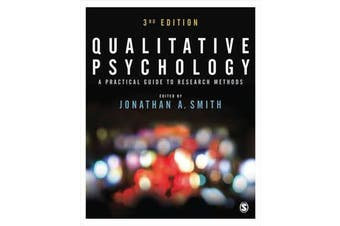 Qualitative Psychology - A Practical Guide to Research Methods