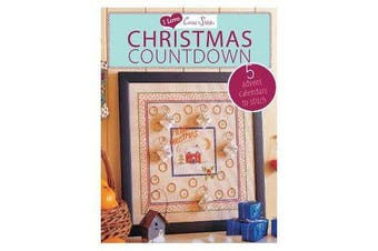 I Love Cross Stitch - Christmas Countdown - 5 Advent calendars to stitch