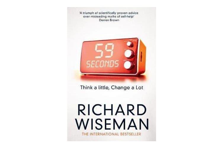 59 Seconds - Think a little, change a lot