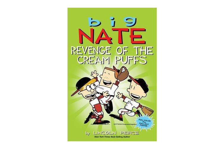 Big Nate - Revenge of the Cream Puffs