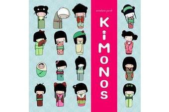 Kokeshi Kimono Book