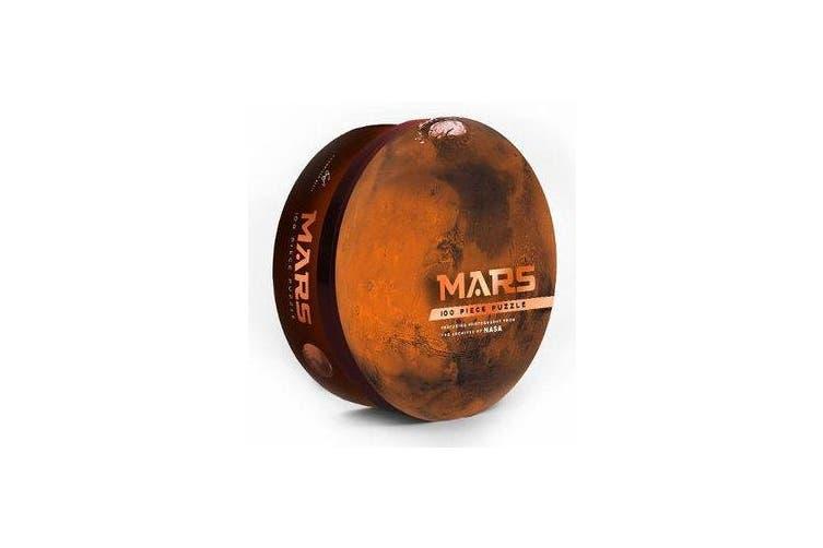 Mars - 100 Piece Puzzle