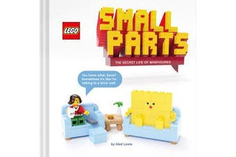 LEGO (R) Small Parts - The Secret Life of Minifigures