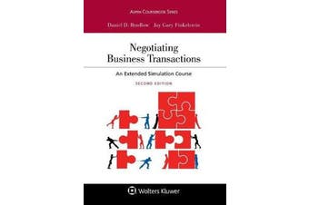 Negotiating Business Transactions - An Extended Simulation Course