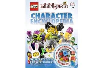Lego Minifigures - Character Encyclopedia