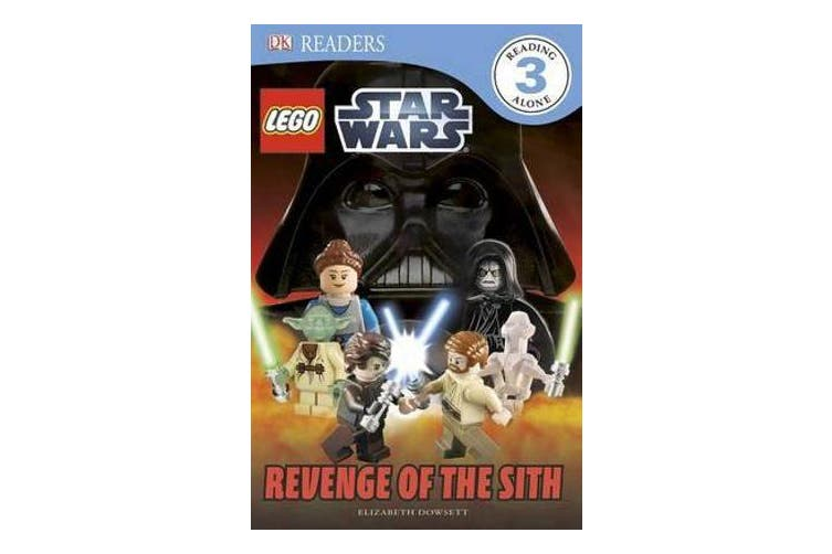 DK Readers L3 - Lego Star Wars: Revenge of the Sith