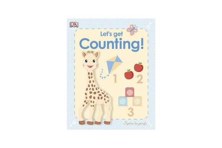 Let's Get Counting! - Sophie La Girafe