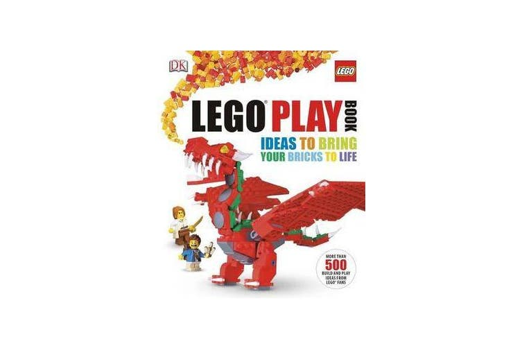 Lego Play Book - Ideas to Bring Your Bricks to Life