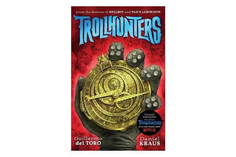 Trollhunters - The book that inspired the Netflix series