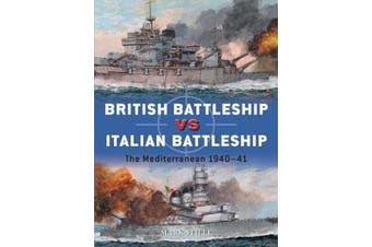 British Battleship vs Italian Battleship - The Mediterranean 1940-41