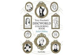Terry Pratchett's Discworld Colouring Book - Artist's Edition