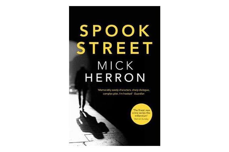 Spook Street - Jackson Lamb Thriller 4