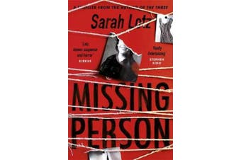 Missing Person - 'I can feel sorry sometimes when a books ends. Missing Person was one of those books' - Stephen King