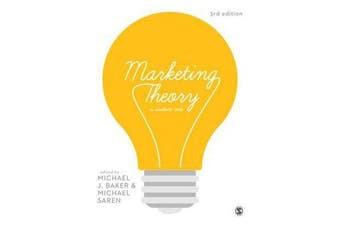 Marketing Theory - A Student Text
