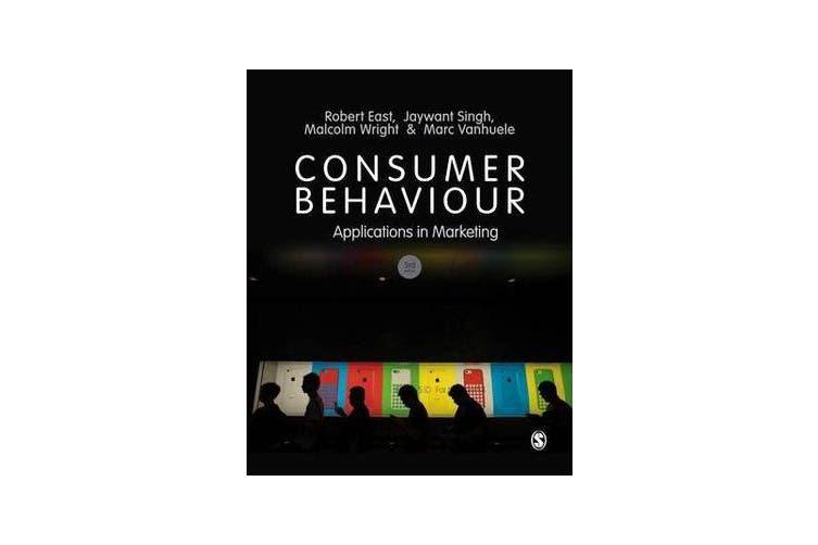 Consumer Behaviour - Applications in Marketing