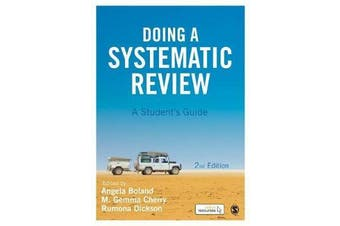 Doing a Systematic Review - A Student's Guide