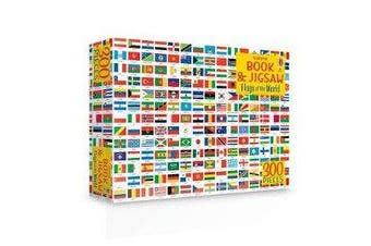 Flags of the World Jigsaw is now Flags of the World Book and Jigsaw
