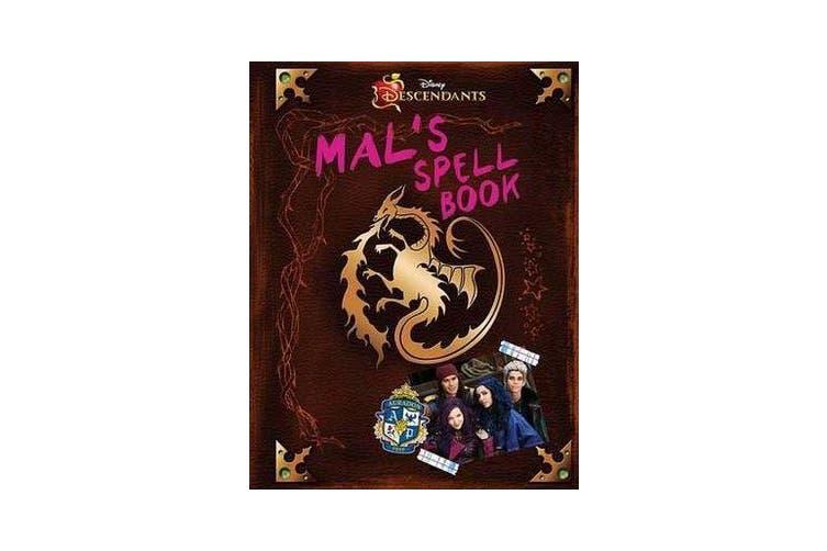 Descendants - Mal's Spell Book