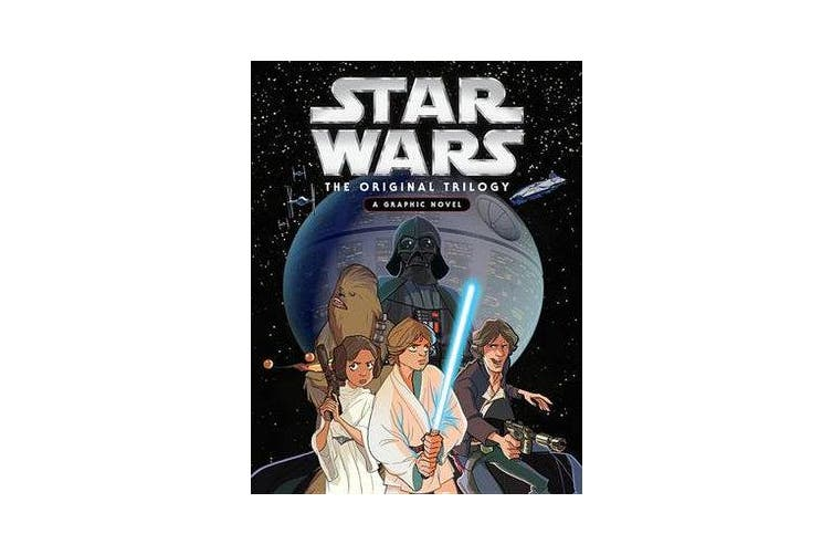 Star Wars - Original Trilogy Graphic Novel