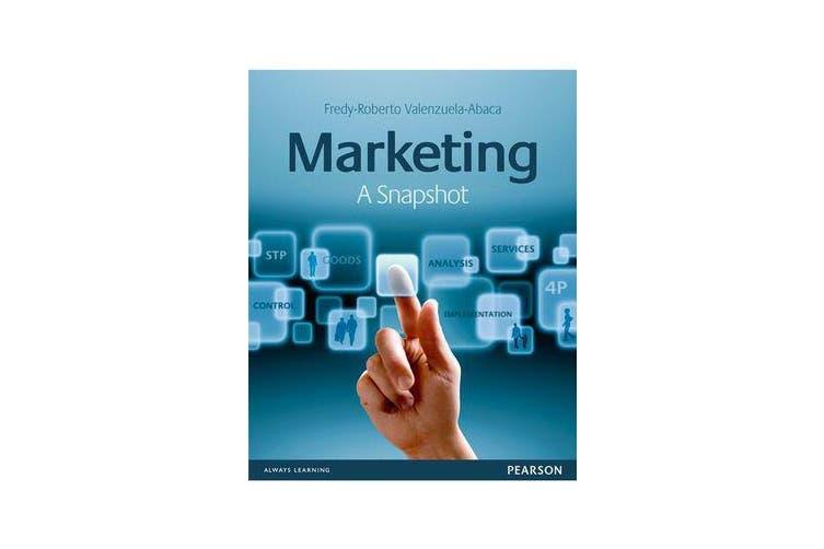 Marketing - a Snapshot