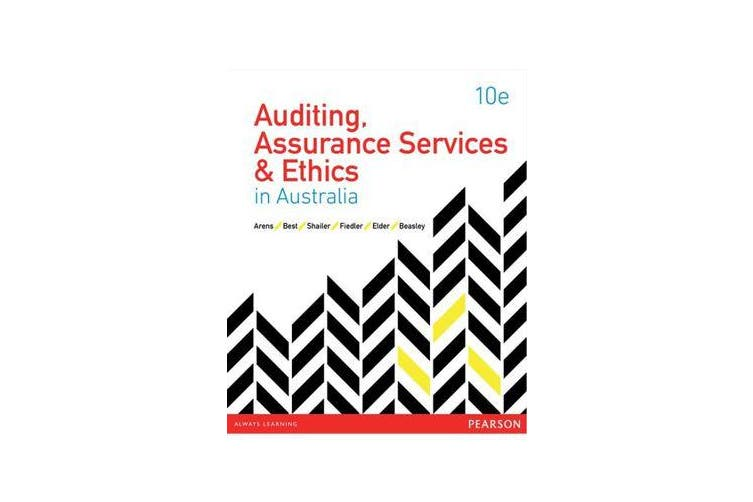 Auditing, Assurance Services & Ethics in Australia with ACL Access Code Card