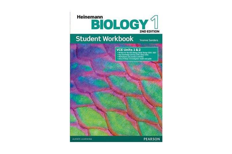 Heinemann Biology 1 Student Workbook